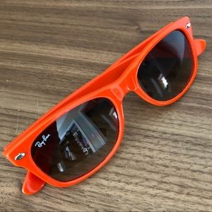 "Ray-Ban ""New Wayfarer"" Sunglasses"